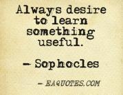 Sophocles-quote